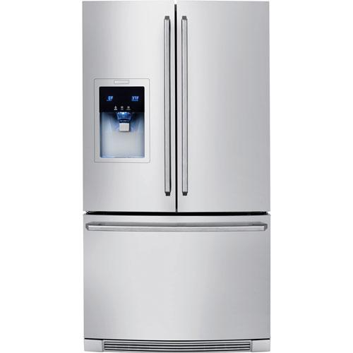 "Electrolux 36"" 22.8 Cu. Ft. French Door Refrigerator (EW28BS85KS) - Stainless Steel"