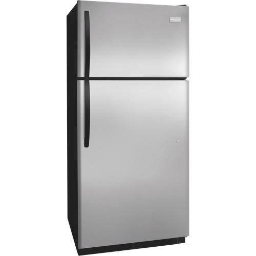 "Frigidaire 28"" 16.3 Cu. Ft. Top Mount Refrigerator (FFHT1621QS) - Stainless Steel"