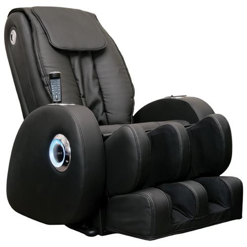 Fauteuil de massage iComfort à 5 modes - Noir
