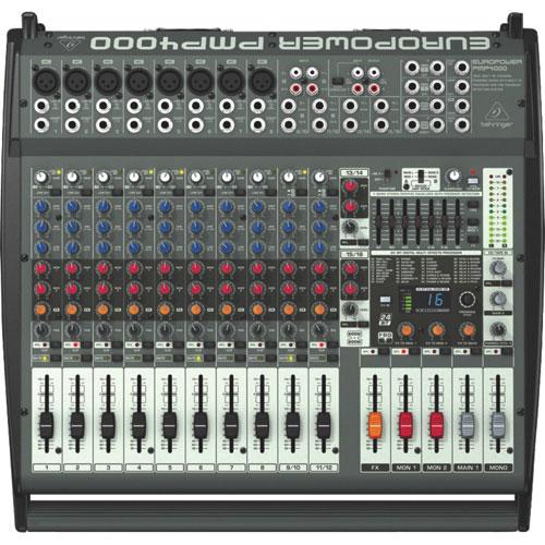 Behringer PMP4000 Mixer