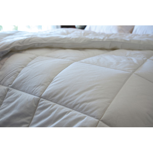 Maholi Royal Elite Collection 233 Thread Count Duck Down 4 Seasons Duvet - Double/Full - White (DFD-0004SD26)