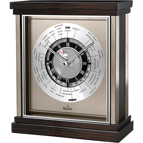 Horloge de table Wyndmere de Bulova (B2258)