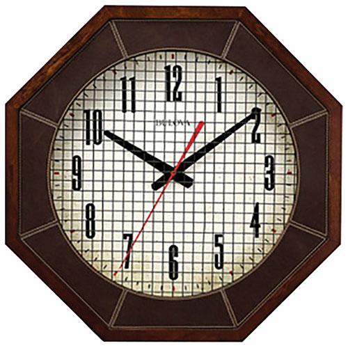 Bulova Gymnasium Wall Clock (C4376)