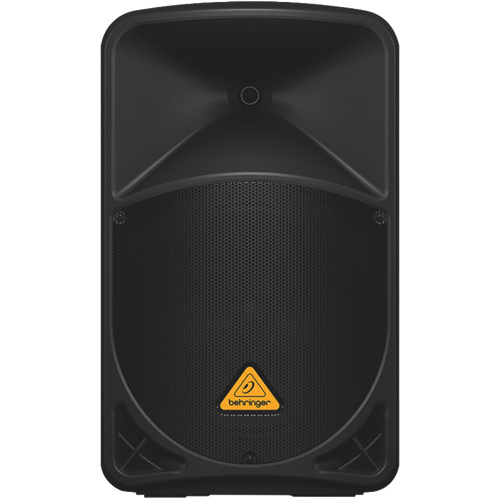 """Behringer EuroLive 12"""" Active 2-Way PA Monitor Speaker with Integrated Mixer (B112D)"""