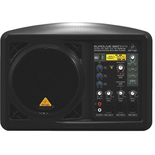 Behringer PA/Monitor Speaker (B207MP3)