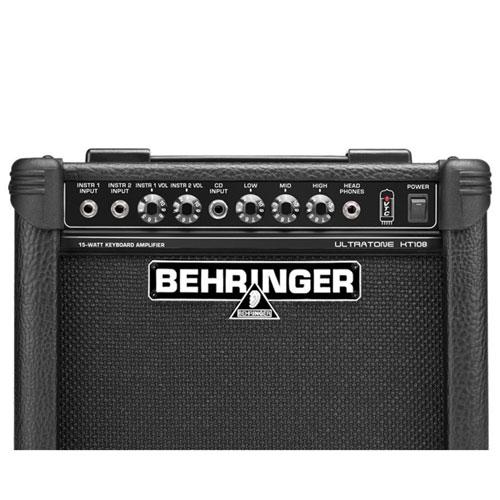 Amplificateur pour clavier de 15 W Ultratone de Behringer (KT108)