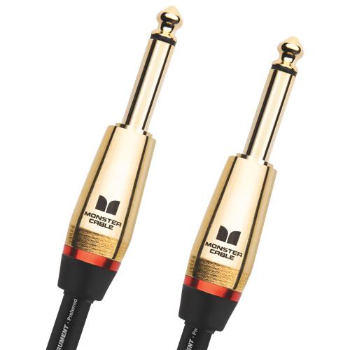 Câble d'instrument de 6,4 m (21 pi) mâle mono droit 1/4 po Rock de Monster (M ROCK2-21 WW)
