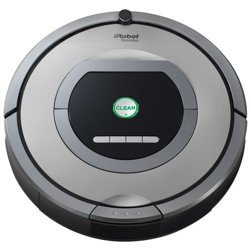 iRobot Roomba 761 Vacuum Cleaning Robot : Robot Vacuums - Best Buy ...