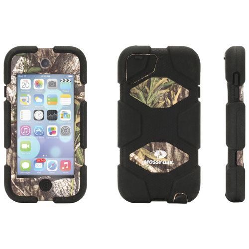 Griffin Survivor iPod Touch 5th Gen Case (GB38573) - Black/Camo