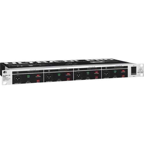 Behringer Ultra-DI Pro 4-Channel DI-Box (DI4000)