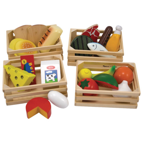 Melissa Doug Food Groups Wooden Play Food Play Kitchens Best