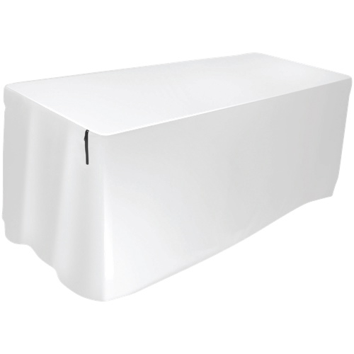 """Ultimate Support 11"""" x 5"""" x 21"""" Table Cover (USDJ-4TCW) - White"""