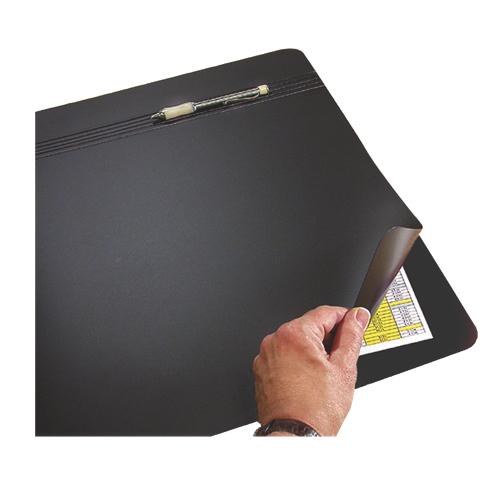 "Artistic Products 31"" x 20"" Hide-Away Desk Pad (AOP48043) - Black"