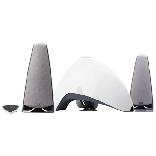 Edifier Prisma Encore 2.1 Speaker (E3360BT-WHT) - White