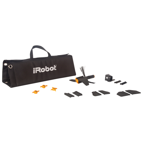 iRobot Looj 330 Gutter Cleaner Accessory Kit with Case