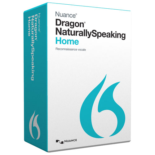 Dragon Collection NaturallySpeaking 13 Home - French