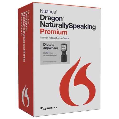 Dragon NaturallySpeaking 13 Premium Mobile - Anglais