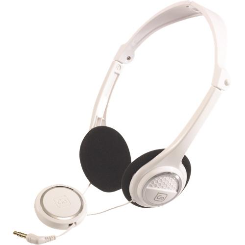 Go Travel Over-Ear Folding Headphones - English