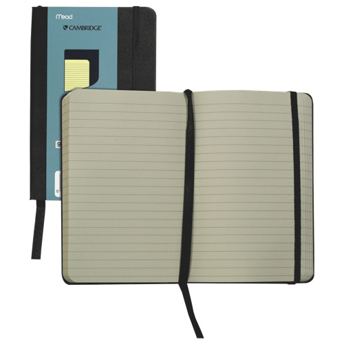 """Hilroy Cambridge 3.5"""" x 5.5"""" Pocket Notebook - 96 Pages"""
