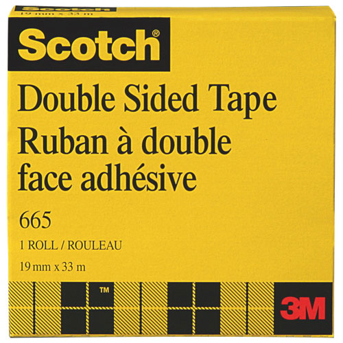 3M Scotch Mounting & Double-Sided Tape (MMM66518M33)