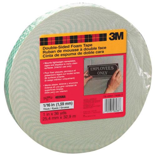 3m scotch foam tape