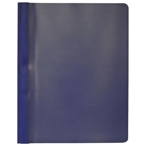 Protège-documents de Hilroy (HLR06808) - Paquet de 25 - Lettre - Bleu foncé