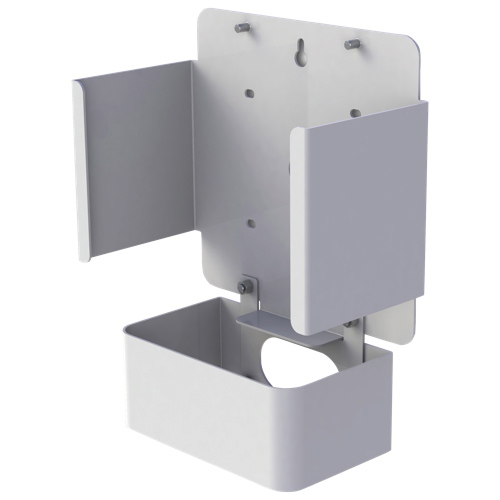 Flexson SONOS Connect Amp Wall Mount Bracket (FLXCAWM1012) - White