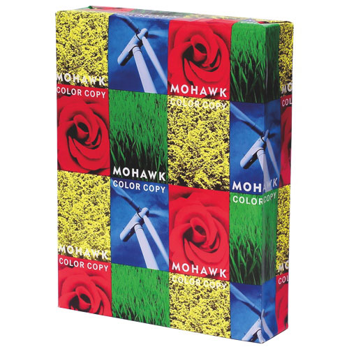 "Mohawk 500-Sheet 8.5"" x 11"" Recycled Colour Copy Paper"