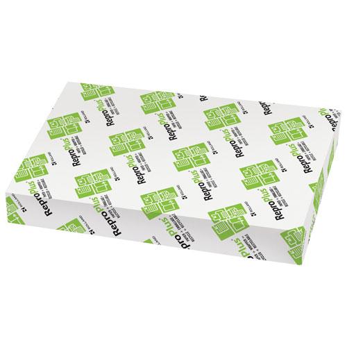 Papier reprographique de 11 x 17 po ReproPlusBrite de Cascades - 500 feuilles - Blanc