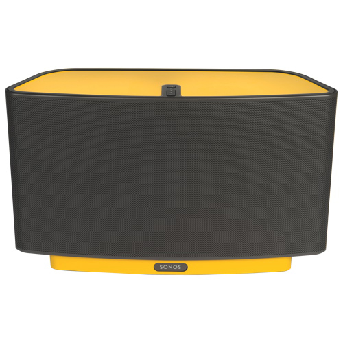 Flexson ColourPlay Skin for SONOS Play:5 Speakers (FLXP5CP1061) - Yellow