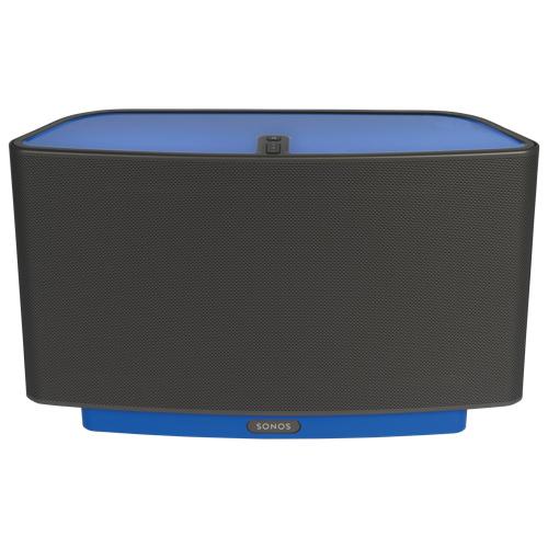 Habillage ColourPlay de Flexson pour haut-parleurs PLAY:5 de SONOS (FLXP5CP1051) - Bleu