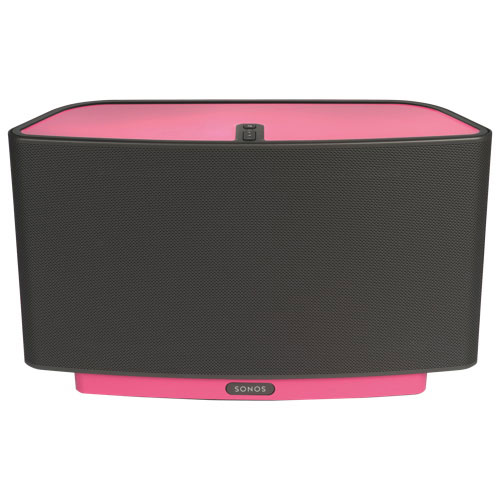 Flexson ColourPlay Skin for SONOS Play:5 Speakers (FLXP5CP1041) - Pink