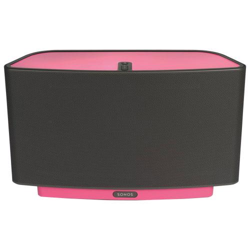 Habillage ColourPlay de Flexson pour haut-parleurs PLAY:5 de SONOS (FLXP5CP1041) - Rose
