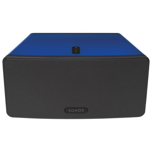 Habillage ColourPlay de Flexson pour haut-parleurs PLAY:3 de SONOS (FLXP3CP1051) - Bleu