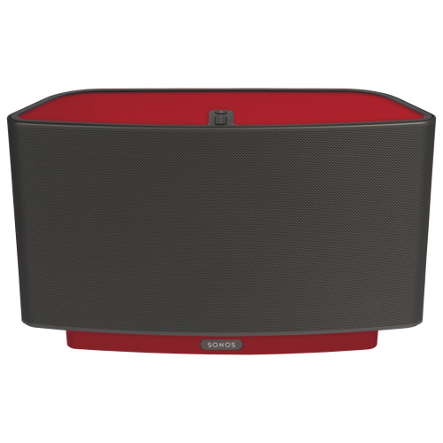 Flexson ColourPlay Skin for SONOS Play:5 Speakers (FLXP5CP1031) - Red