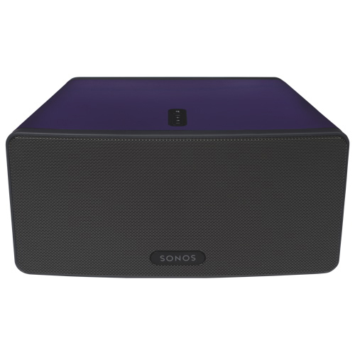Flexson ColourPlay Skin For SONOS Play:3 (FLXP3CP1071) - Purple