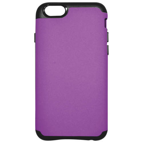Affinity Hercules iPhone 6/6s Fitted Hard Shell Case - Purple/Black