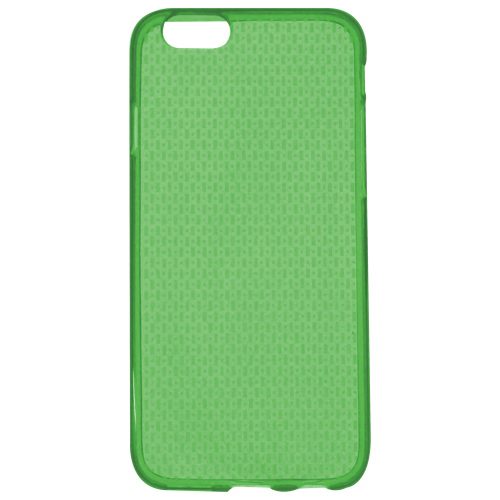 Affinity iPhone 6 Fitted Soft Shell Case - Green