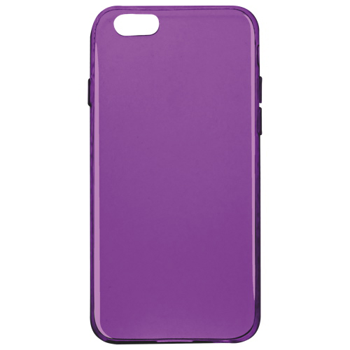 Affinity iPhone 6 Fitted Soft Shell Case - Plum