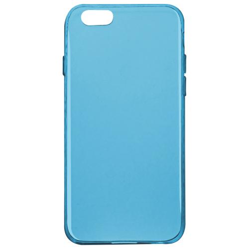 Étui souple ajusté d'Affinity pour iPhone 6/6s - Bleu