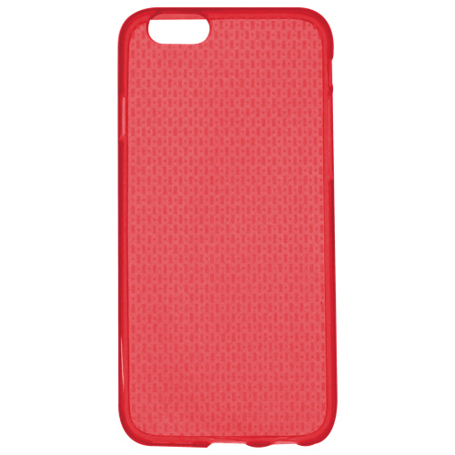 Affinity iPhone 6 Fitted Soft Shell Case - Red
