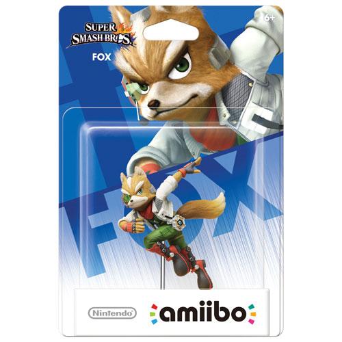 amiibo Super Smash Bros - Fox