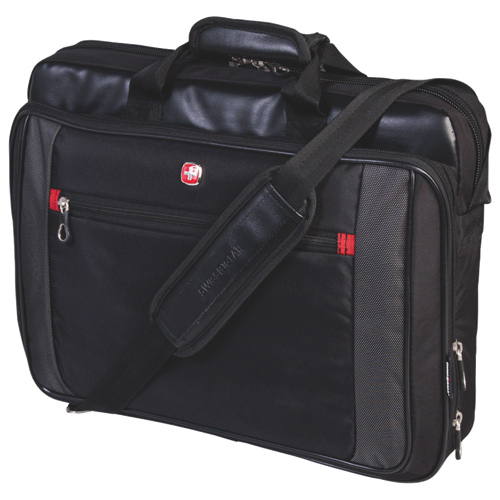 "SWISSGEAR 17.3"" Laptop Bag (SWA0586L) - Black"