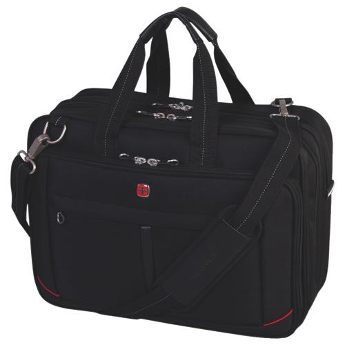 Mallette de SWISSGEAR pour portable de 17,3 po (SWA0918) - Noir