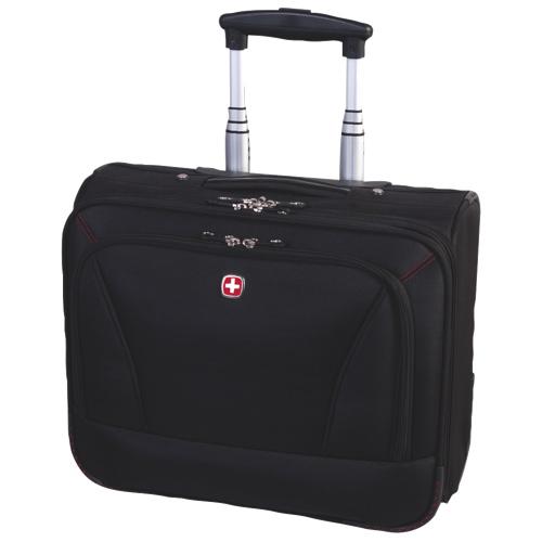 Valise à roulettes pour portable de 15,6 po de Swiss Gear (SWA0970) - Noir