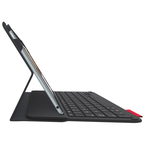 how to connect logitech keyboard to ipad 4