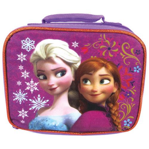 Disney Frozen Lunch Kit (K0747) - Purple