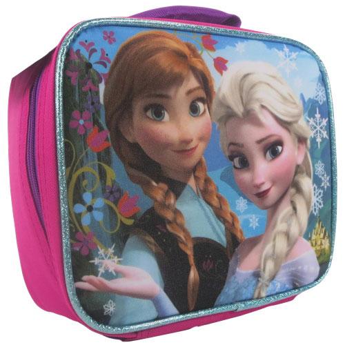 Disney Frozen Lunch Kit - Pink