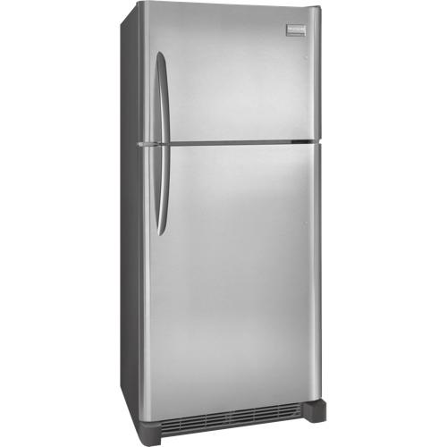 Réfrigérateur à congélateur sup. 18 pi3 30 po de Frigidaire (FGTR1845QF) - Acier inox. antiempreinte
