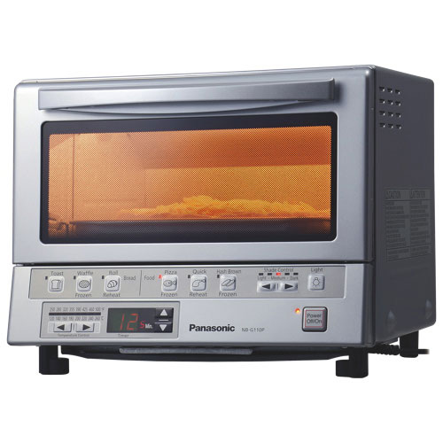 Panasonic Flashxpress Double Infrared Toaster Oven